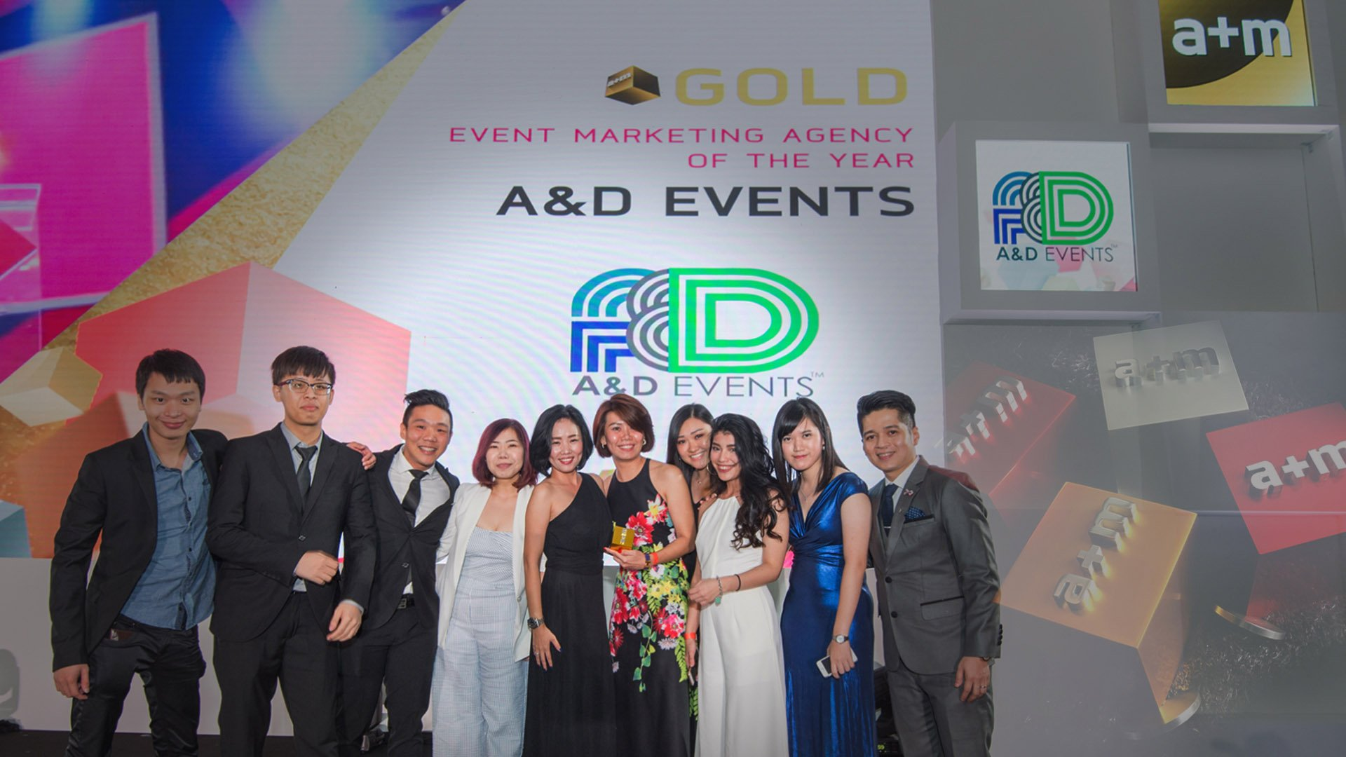 Agency of the year 2017 top award